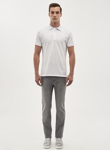 Altınyıldız Classics Polo Yaka Tişört Beyaz
